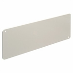 Recessed TV Box Blank Cover, 7in X 17in
