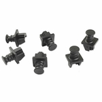 RJ45 Jack Snap-in Dust Cover, 10 Pack