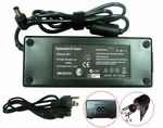 Sony VAIO PCG-GR200 Series, PCG-GR200K, PCG-GR200P Charger, Power Cord