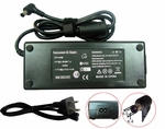 Sony VAIO VGN AW Series, VGN-90HS, VGN-A130P21 Charger, Power Cord
