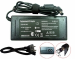 Sony VAIO VGN-C71B/W, VGN-C90 Series, VGN-C90HS Charger, Power Cord