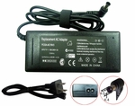 Sony VAIO VGN-NR385D Charger, Power Cord