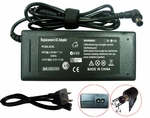 Sony VAIO VPC-W212AX/WI, VPCW212AX/WI Charger, Power Cord
