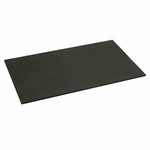 Std Tech Station Neoprene Rubber Mat, 7in X 13in