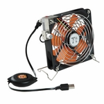 Thermaltake Desktop USB Cooling Fan, 120mm