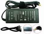 Toshiba Satellite A135-S4727, A135-S4827 Charger, Power Cord
