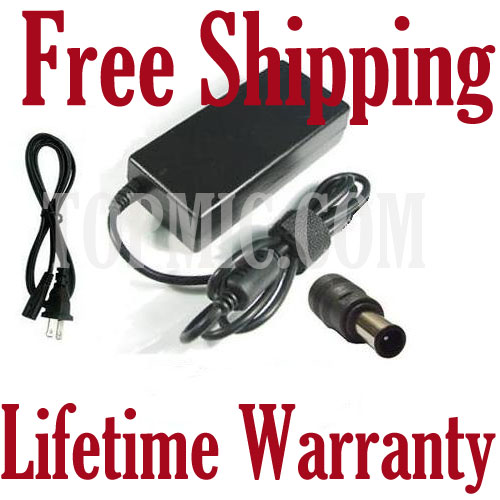 Toshiba Satellite A55-S1063, A55-S1064 Charger, Power Cord