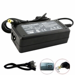 Toshiba Satellite C665-SP5101A, C665-SP5102A Charger, Power Cord