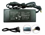 Toshiba Satellite Pro L100-124, L100-125 Charger, Power Cord