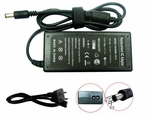 Toshiba Satellite T2155CDS, U200 Charger, Power Cord