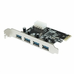 USB 3.0 4 Port PCI-e Controller Card