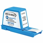 Wire Label Dispenser, 150 Markers, .75 In. X1.875 In.