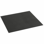 Xl Tech Station Neoprene Rubber Mat, 13.5in X 15in