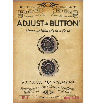 Adjust-A-Button for Jeans!