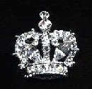 Austrian Mini Crown Pin