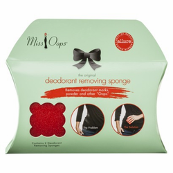 Deodorant Removal Sponges (2 per set)