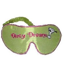 Dirty Dreams Silk Eye Mask