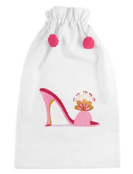 Miami Pink Shoe Bag