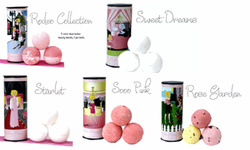Mini Bath Bombs by Ooohlala of Beverly Hills