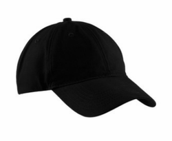 Port & Co. CP77 Ladies Brushed Twill Baseball Cap