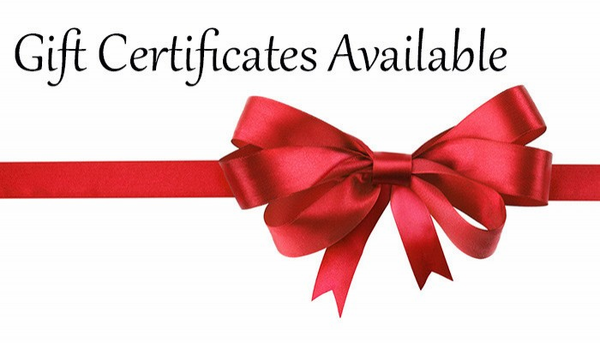 Sparkle Plenty E-Gift Certificates