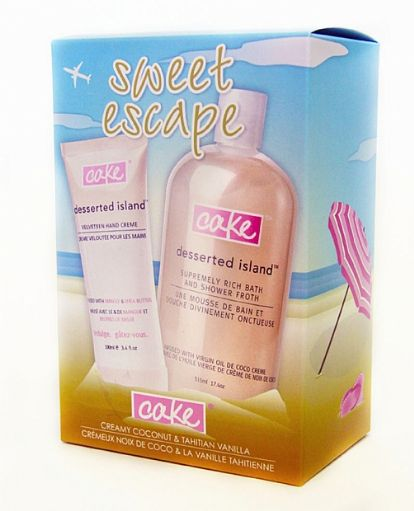 Sweet Escape Gift Set by Cake