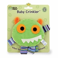 Baby Crinkler Toys, by Rich Frog