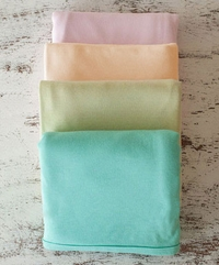 Baby Swaddle Blanket, by Bamboosa