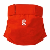 Good Fortune Red gPants (SMALL), by gDiapers