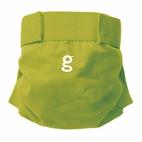 Guppy Green (Large) gPant, by gDiapers