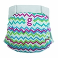 *NEW* Gamma Stripe gPants, by gDiapers