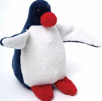 Organic Cotton Penguin by Under the Nile