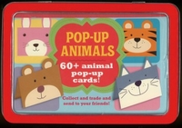Pop-up Animal cards