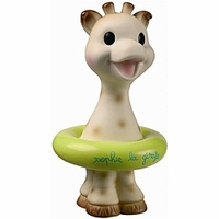 Sophie the Giraffe Bath Toy, by Vulli