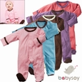 Footie PJ's, by BabySoy