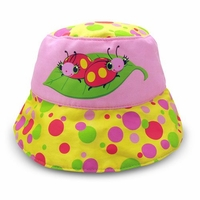 Sunny Patch Mollie and Bollie Hat, by Melissa & Doug
