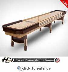 12' Deluxe Hybrid - NEW with Custom Stain Options!