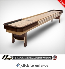 9' Deluxe Hybrid - NEW with Custom Stain Options!