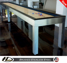 Brushed Stainless Steel - NEW with Custom Finish Options! 9'-22' Lengths
