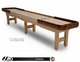 Cirrus - INDOOR/OUTDOOR - NEW with Custom Wood Options!        9'-22' Lengths