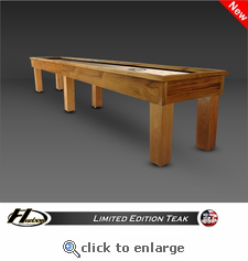 Limited Edition Teak - NEW!  9'-22' Lengths