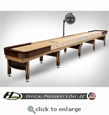 22' OFFICIAL TABLE of the 2014 PRESIDENT'S DAY TOURNAMENT - LIMITED EDITION - ONLY 1 LEFT!