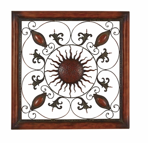 Bathroom Wall Decorations Wrought Iron Wall Art