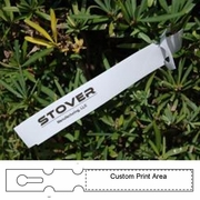 Thermal Printed Wrap Tags
