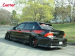 02-05 LANCER OR LANCER EVOLUTION 7/8 REAR WINDOW SPOILER
