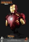 1/4th Iron Man 2 Mark IV Collectible Bust Hot toys (Mark 4)