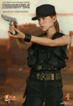 "12"" Terminator 2 Judgment Day Sarah Connor 1/6th Scale Action Figure Hot Toys"