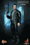 "12"" Terminator 2 Judgment Day T-800 1/6th Scale Action Figure Hot Toys"
