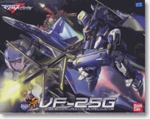 1/72 Macross Frontier VF-25G Messiah Valkyrie Michael Custom #07 Model Kit