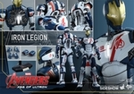 """12"""" Avengers Age of Ultron Iron Legion 1/6th Scale Action Figure Hot Toys"""